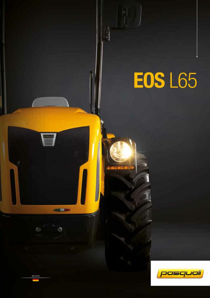 Pasquali EOS L65